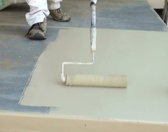 The ins and outs of floor paints.