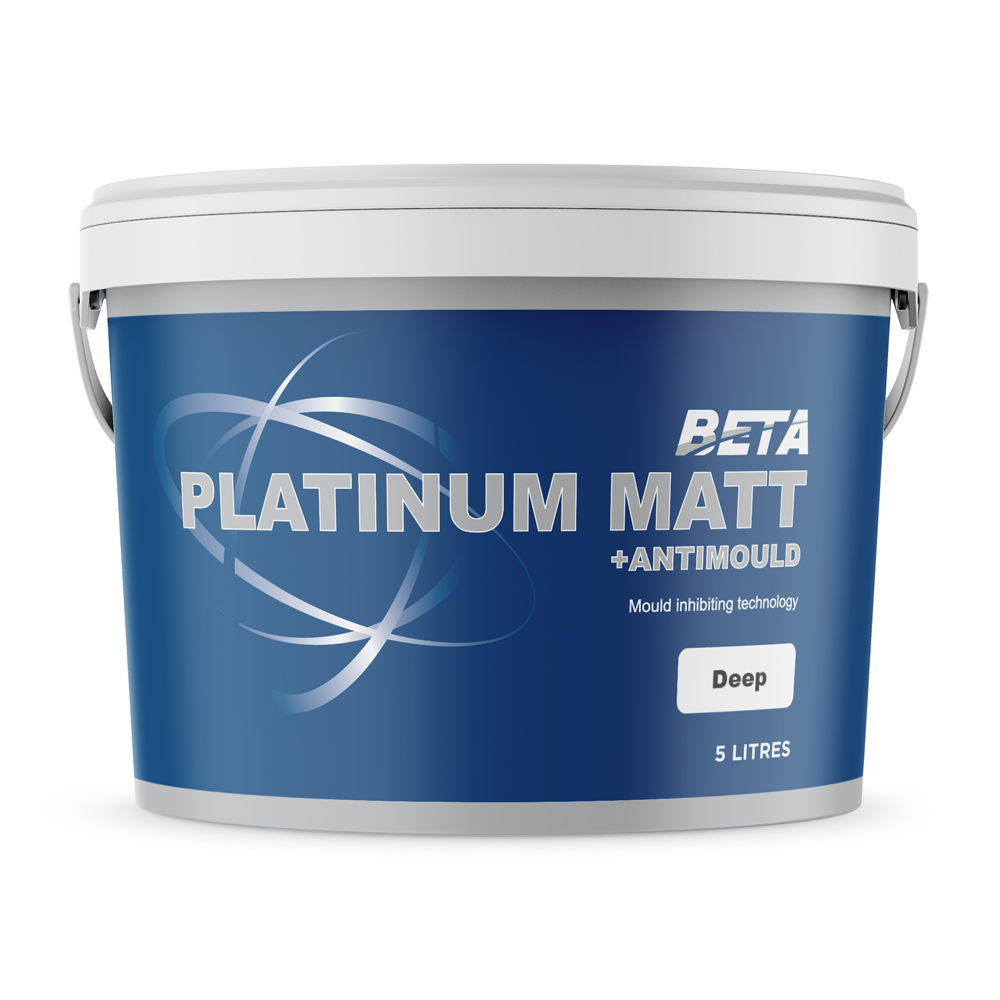 Platinum Acrylic Matt - Deep Base