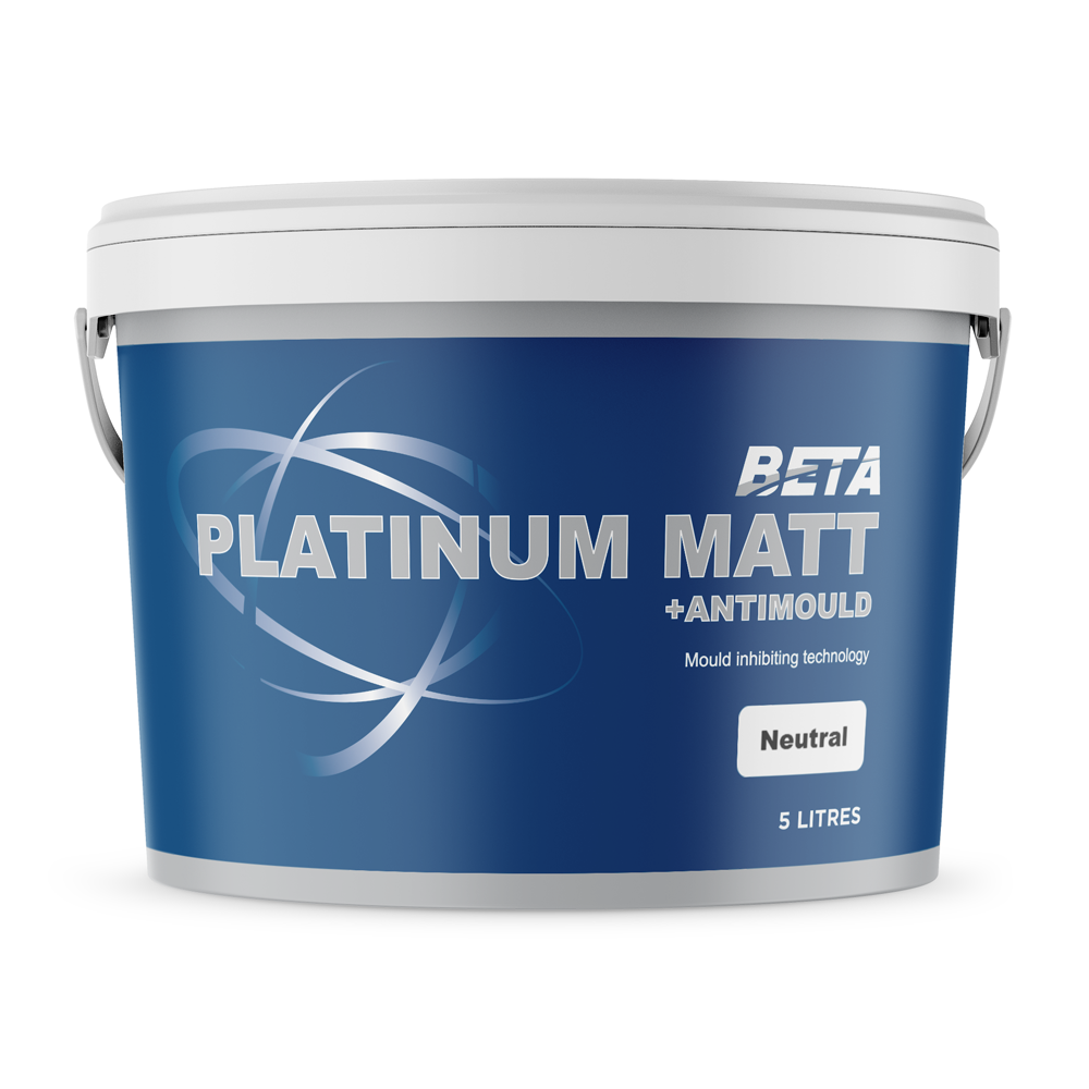 Platinum Acrylic Matt - Neutral Base