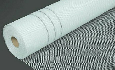 Glass Fibre Net for Plaster / Liquid Membrane